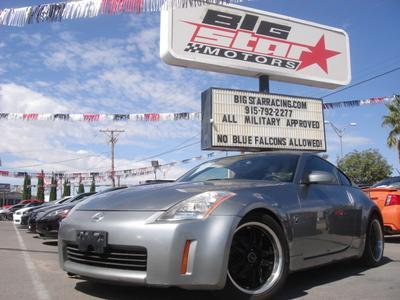 2003 Nissan 350Z Touring for sale VIN: JN1AZ34D13T119898