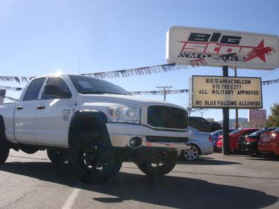 2008 Dodge Ram 2500 SLT Quad Cab for sale VIN: 3D7KS28A38G146319