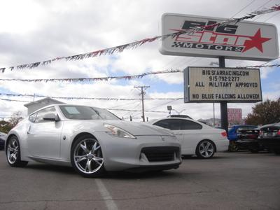 2009 Nissan 370Z Touring for sale VIN: JN1AZ44E79M401643