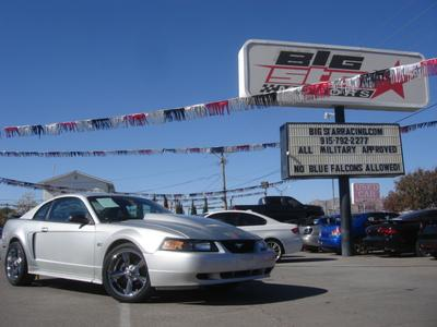 2003 Ford Mustang GT for sale VIN: 1FAFP42X13F432952