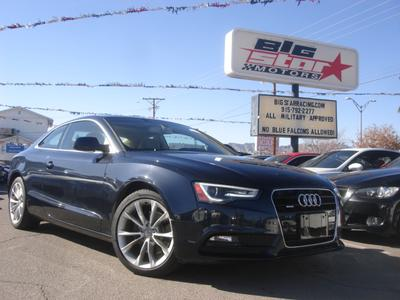 2013 Audi A5 2.0T Premium Plus for sale VIN: WAULFAFR9DA036130