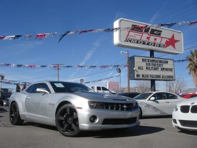 2010 Chevrolet Camaro 2SS for sale VIN: 2G1FT1EW2A9124632