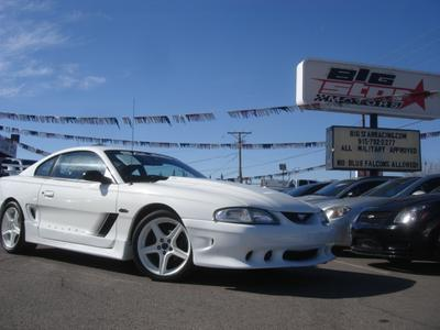 1997 Ford Mustang GT for sale VIN: 1FALP42X9VF118679