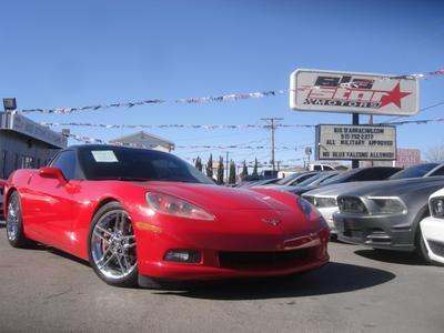 2007 Chevrolet Corvette  for sale VIN: 1G1YY25U375104989