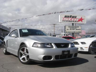 2003 Ford Mustang SVT Cobra for sale VIN: 1FAFP48Y93F449465