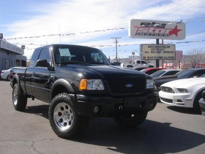 2003 Ford Ranger XLT SuperCab for sale VIN: 1FTZR45EX3PA45922