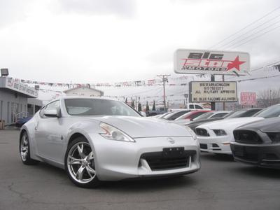 2010 Nissan 370Z Touring for sale VIN: JN1AZ4EH7AM504896