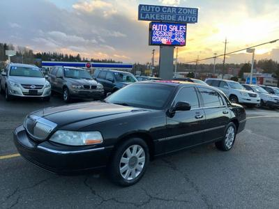 Lincoln Town Cars For Sale In Seattle Wa Auto Com