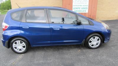 2009 Honda Fit  for sale VIN: JHMGE87299S053463