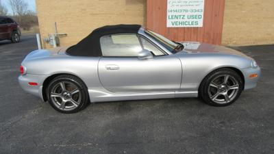 2003 Mazda MX-5 Miata LS for sale VIN: JM1NB353230308750