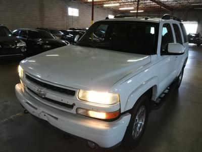 2004 Chevrolet Tahoe Z71 for sale VIN: 1GNEK13Z44R199983