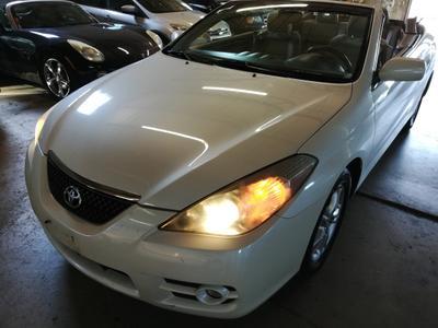 2007 Toyota Camry Solara SE for sale VIN: 4T1FA38P77U112755