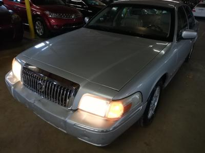 2008 Mercury Grand Marquis LS for sale VIN: 2MEFM75V28X609548