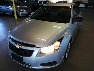 2011 Chevrolet Cruze LS for sale VIN: 1G1PC5SH6B7141079