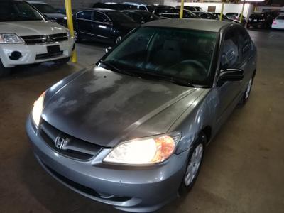 2004 Honda Civic LX for sale VIN: 2HGES16534H589055