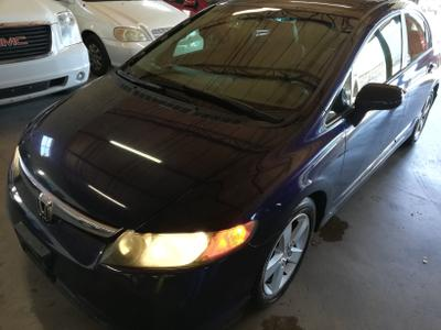 2006 Honda Civic EX for sale VIN: 1HGFA16886L084281