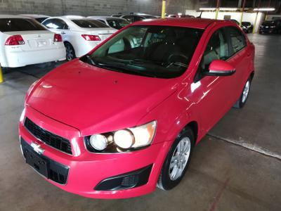 2013 Chevrolet Sonic LT for sale VIN: 1G1JC5SHXD4194717