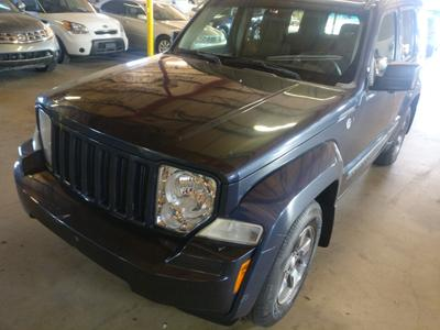 2008 Jeep Liberty Sport for sale VIN: 1J8GN28K78W260804