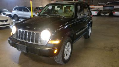 2005 Jeep Liberty Limited for sale VIN: 1J4GK58K85W684175