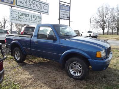 2002 Ford Ranger Edge for sale VIN: 1FTYR10UX2TA09727