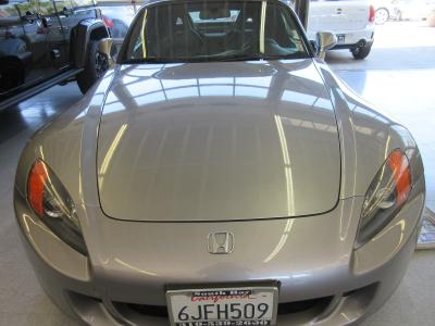 2004 Honda S2000  for sale VIN: JHMAP21424T002476