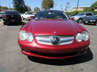 2006 Mercedes-Benz SL-Class SL500 Roadster for sale VIN: WDBSK75FX6F111166