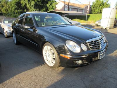 2008 Mercedes-Benz E-Class  for sale VIN: WDBUF56X38B219051