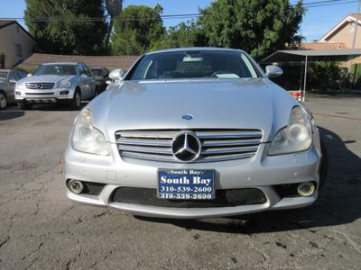 2006 Mercedes-Benz CLS-Class  for sale VIN: WDDDJ75X46A019107