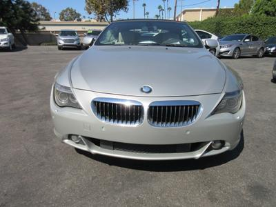 2005 BMW 645 Ci for sale VIN: WBAEK73405B328552