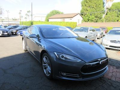 2014 Tesla Model S Base for sale VIN: 5YJSA1H10EFP33490