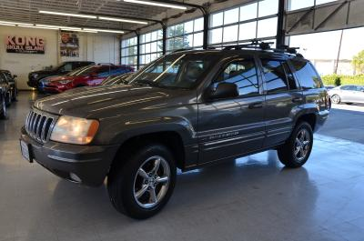 2002 Jeep Grand Cherokee Limited for sale VIN: 1J8GX58J62C314282
