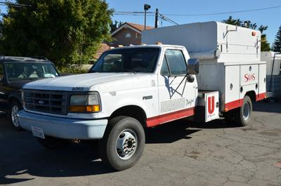 1997 Ford F-350 DRW for sale VIN: 3FELF47GXVMA72230