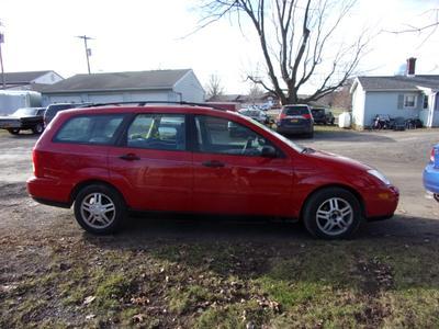 2001 Ford Focus SE for sale VIN: 1FAFP36311W117258