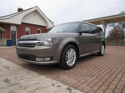 2013 Ford Flex SEL for sale VIN: 2FMGK5C81DBD22265
