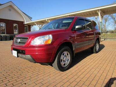 2005 Honda Pilot LX for sale VIN: 2HKYF18115H551519