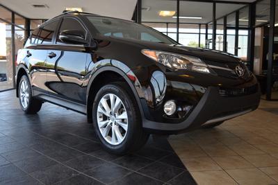 2014 Toyota RAV4 Limited for sale VIN: 2T3YFREV1EW077098