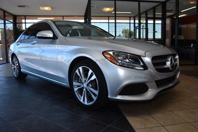 2015 Mercedes-Benz C-Class C 300 4MATIC Sport for sale VIN: 55SWF4KB6FU017067