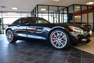 2016 Mercedes-Benz AMG GT AMG GT S for sale VIN: WDDYJAJA1GA001097