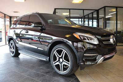 2017 Mercedes-Benz GLE 350 Base for sale VIN: 4JGDA5JBXHA857469