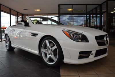2016 Mercedes-Benz SLK-Class SLK300 for sale VIN: WDDPK3JA1GF117147
