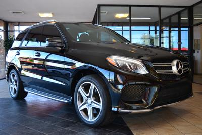 2017 Mercedes-Benz GLE 350 Base for sale VIN: 4JGDA5JB7HA868428