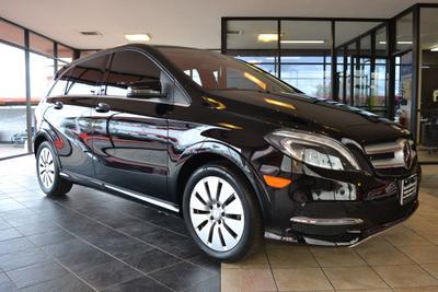2015 Mercedes-Benz B-Class Electric Drive Base for sale VIN: WDDVP9AB6FJ004617
