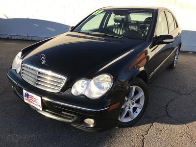 2007 Mercedes-Benz C-Class C280 4MATIC for sale VIN: WDBRF92H77F907055