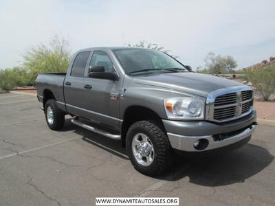 2008 Dodge Ram 2500 SLT Quad Cab for sale VIN: 3D7KS28A68G106753