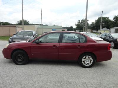 2007 Chevrolet Malibu  for sale VIN: 1G1ZS58F77F301825