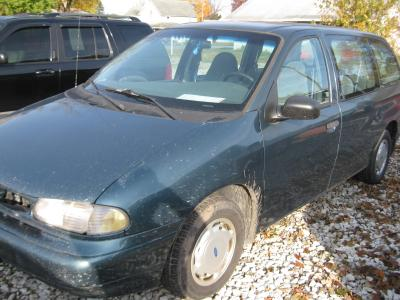 1997 Ford Windstar  for sale VIN: 2FMDA51U8VBD03560