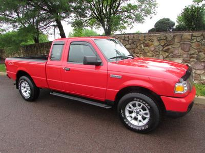 2007 Ford Ranger XLT SuperCab for sale VIN: 1FTZR15E07PA48512