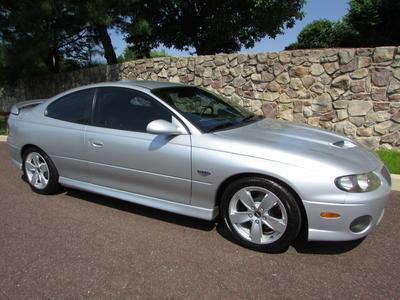 2006 Pontiac GTO  for sale VIN: 6G2VX12U66L541527