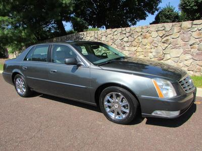 2011 Cadillac DTS Luxury Collection for sale VIN: 1G6KD5E65BU138915