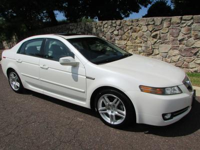 2007 Acura TL 3.2 for sale VIN: 19UUA66267A012458